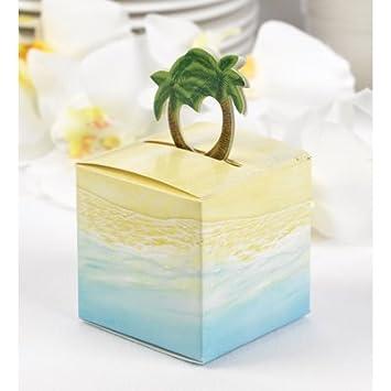 Amazon Beach Palm Tree Favor Boxes Set Of 25 Health