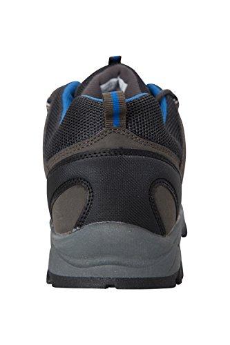 D'adhérence Respirantes Et Pour Hommes Imperméables Stabilité Semelle Chaussures Path Plus Doublure Warehouse Gris De Foncé À Mountain Marche En Haute Traction Maille 0UCHwIq