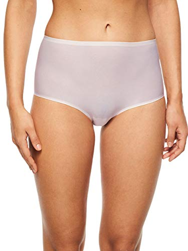 Chantelle Women's Soft Stretch One Size High Rise Brief, Blushing ()