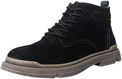 マーティンブーツ メンズ ブラウン ジッパー ブーツ メンズ ブラック ロング 厚底 ビジネス ミリタリー 防水 防寒 ブーツ ヒール ショート スニーカ 人気 エンジニア ブーツ ストレッチ おしゃれ
