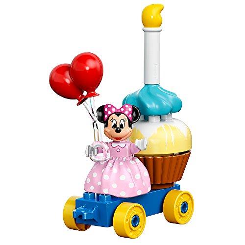 41BmF%2BRQ7FL - LEGO Duplo l Disney Mickey Mouse Clubhouse Mickey & Minnie Birthday Parade 10597 Disney Toy