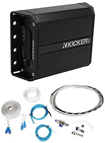 Kicker 42PXA200.1 PXA200.1 Mono Amplifier 4 Polaris/Motorcycle/ATV/UTV/RZR/Cart (Amp 200 Kicker Watt)