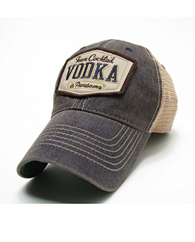 team-cocktail-vodka-is-awesome-mesh-trucker-hat-navy-hat-navy-w-brown