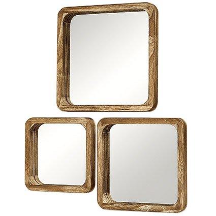 Specchi Per Arredamento.Home Collection Arredamento Decorazione Set Di 3 Specchi