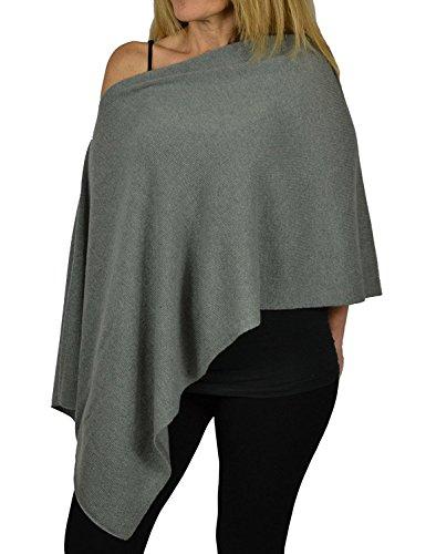 Alashan Cashmere Company Claudia Nichole Draped Dress Top...