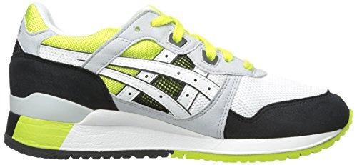 ASICS Herren GEL-Lyte III Retro Sneaker Weiß / Weiß Sp14