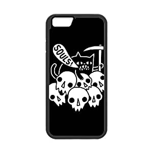 iPhone 6 4.7 Inch Cell Phone Case Black Cat Got Your Soul Fjgbo