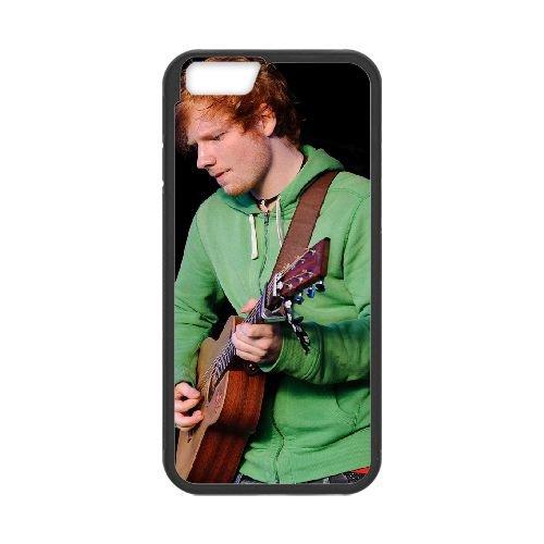 Ed Sheeran 004 coque iPhone 6 Plus 5.5 Inch Housse téléphone Noir de couverture de cas coque EOKXLLNCD17466