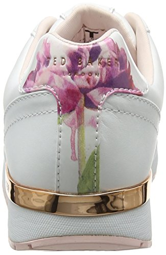 Femme De Baker Ted Running Esmay Chaussures sketchbook Multicolore Xzqppvt