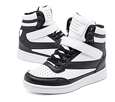 Sports shoes Increased shoes ladies winter High shoes Women's Running Shoes High Top Lace Up Comfy Sports Student casual shoes sports shoes basketball shoes