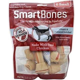 SmartBones Small Chicken Chews (6 Pack)