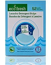 Greeniche EcoFresh Laundry Detergent Strips, Environment Friendly & No-Plastic Laundry Sheets/Strips (52 Loads, Lavender Scent)