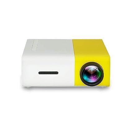 Mini proyector, proyector portátil LED, Micro proyector,, TV Stick ...