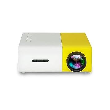 Mini proyector, proyector portátil LED, Micro proyector,, TV ...