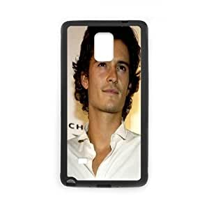 Samsung Galaxy Note 4 Cell Phone Case Black_Orlando Bloom Pgyyq