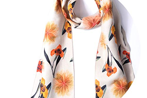 on Wool ren Scarf Warm Print Cashmere Scarves s Girl Scarf 037,09,160cm x 30cm (Window Treatmens)