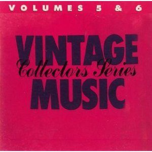 Vintage Music Collectors Series: Volumes 5 & 6