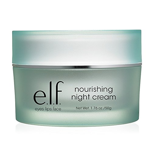 E.L.F. Skincare Nourishing Night Cream 1.76 oz