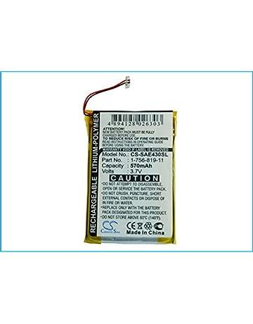 ai polimeri di litio 2,2 Wh Batteria per JBL Micro 2 integrata 3,7 V 600 mAh senza attrezzi