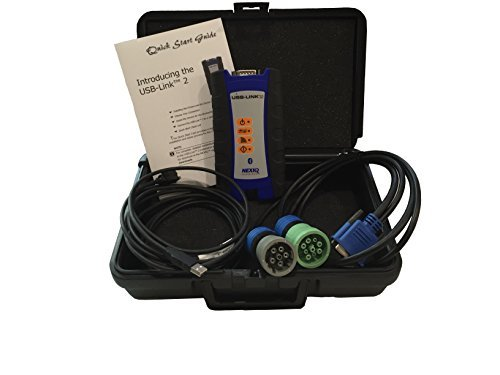 Price comparison product image NEXIQ Technologies 124032 USB-Link 2 Vehicle Interface