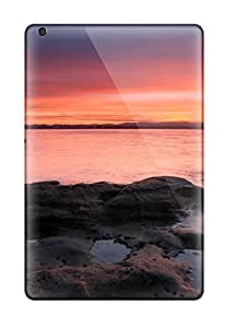Crystle Marion's Shop New Style 2498768J78247690 Hot Case Cover Protector For Ipad Mini 2- Fishing At Dusk