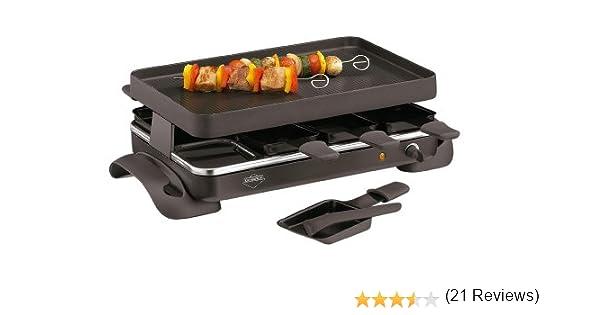 Küchenprofi Grande - Raclette: Amazon.es: Hogar