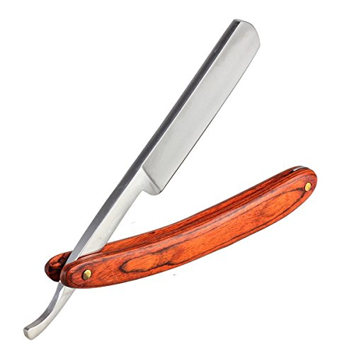 Straight Stainless Barber Folding Shaving