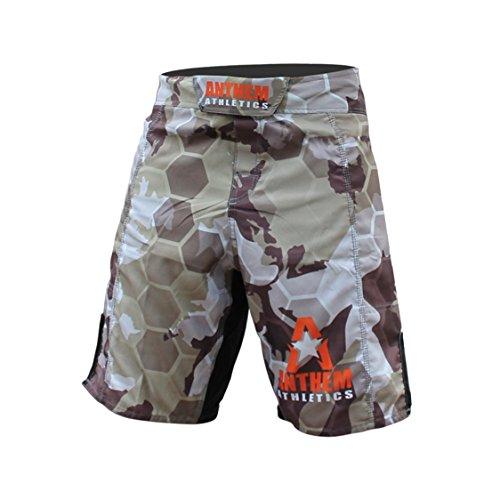 Anthem Athletics RESILIENCE MMA Shorts - Desert Camo Hex - 34