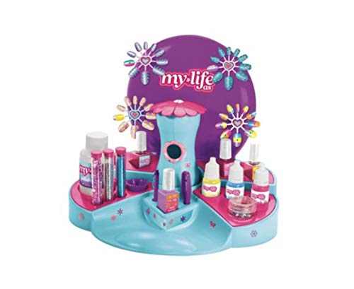 myLife Brand Products Doll Sets (Doll and Me Nail Polish Set)