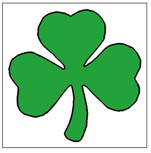 Large Shamrock Tattoos, Saint Patrick's Day Party Favors]()