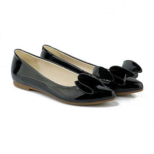 Noir Sandales Noir Compensées 5 BalaMasa Femme APL10826 36 aqwZZCPS