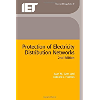 Protection of Electricity Distribution Networks, 2nd Edition (IEE Power and Energy Series) (Iet Power and Energy Book 47…