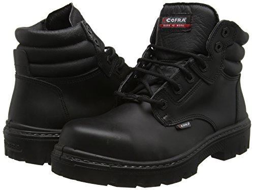 """Cofra 26440-000.W41 S3 SRC taglia 41 """"Morotai"""" Scarpe di sicurezza, colore: nero"""