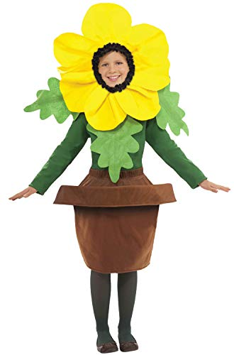 Forum Novelties Sunny Blossom Costume, One