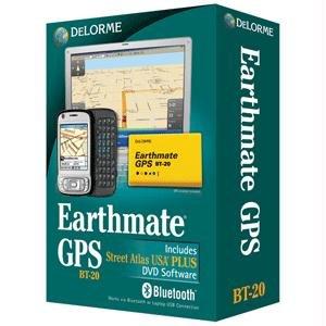 DELORME EARTHMATE BT20 WINDOWS XP DRIVER