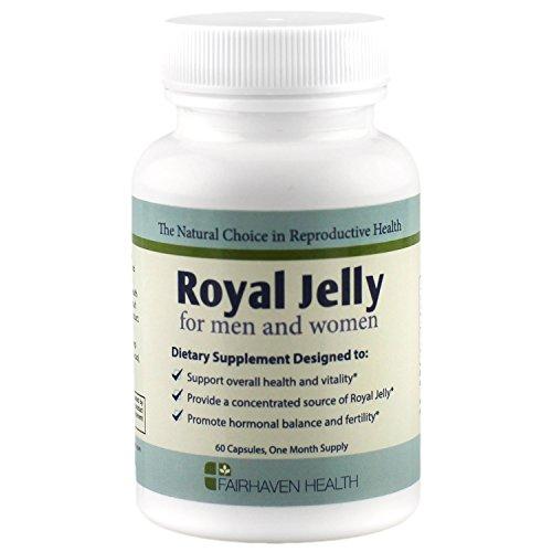 - Royal Jelly for Fertility