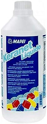 Mapei Keranet Liquido - Acid-Based Cleaner for Ceramic Tiles