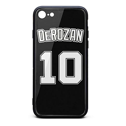 3D Phone Cases for iPhone 6/6s,6 Plus/6s Plus,7/8 Anti-Slip Shockproof Ultra Slim Stylish Transparent Tempered Glass Back Covers Durable PC TPU Scratch Resistant Shockproof Glossy