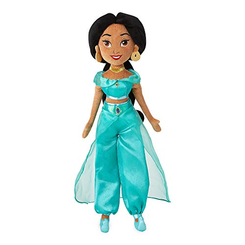 Disney Jasmine Plush Doll - Aladdin - Medium - 18 Inch No Color