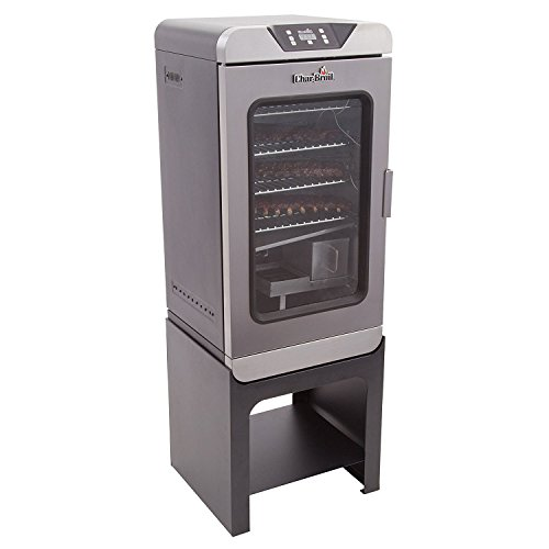 Char-Broil Digital Electric 1000 Sq. in XL Smoker 17202005 + 30' Stand | 6986339