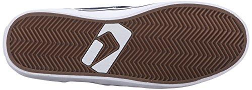 Der bunte Skate-Schuh der Kugel-Männer Marine / Weiß / Tan
