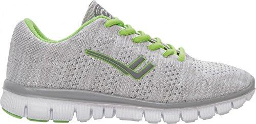 killtec, 28714000, Damen Sneaker, weiß(100) Weiß