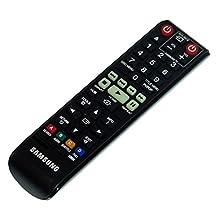 OEM Samsung Remote Control: BD-F7500, BD-F7500/ZA, BD-J7500, BD-J7500/ZA, BD-JM63, BD-JM63/ZA