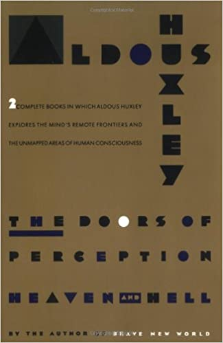 The Doors of Perception and Heaven and Hell: Aldous Huxley: 9780060900076:  Amazon.com: Books