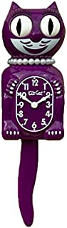 product image for Kit Cat Klock Limited Edition Lady (Boysenberry)
