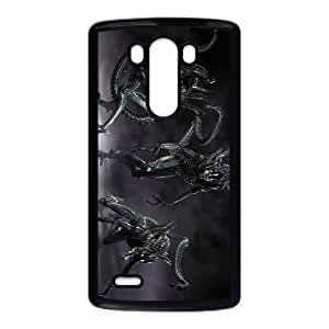 Alien LG G3 Cell Phone Case Black BN6755886