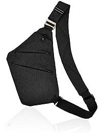Sing Bag - Anti-theft Crossbody Shoulder Bag for Men and Women