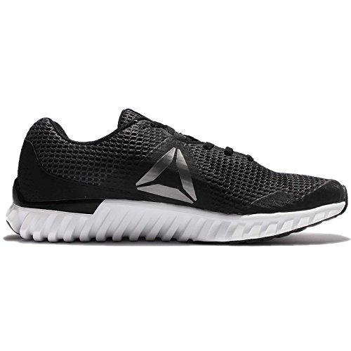 Reebok Bd4575, Zapatillas de Trail Running para Hombre Negro (Negro (Black /     Lead /     White /     Pewter)