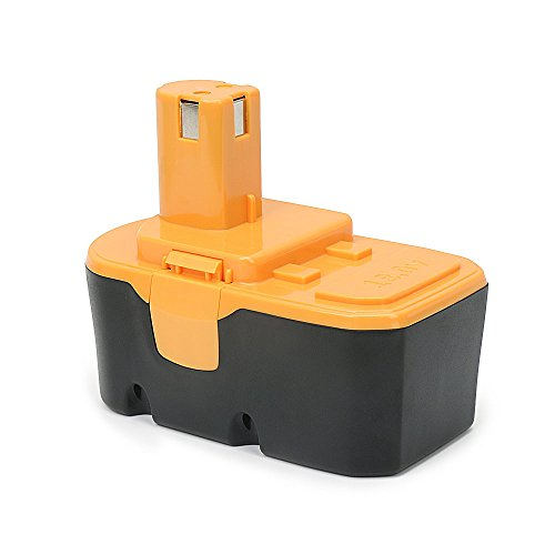 - PowerGiant 18V 2.0Ah NiCd Compact Battery for Ryobi 1322401 130255004 130224028 130224007 1323303 1400672 130256001