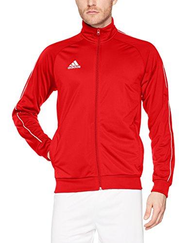 Jkt rosso Giacca Uomo Pes Rosso Core18 bianco Adidas E1FwqpU1